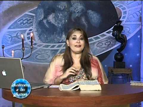 Predicciones 2011 para el mundo (Planetas Transpersonales Urano-Neptuno) con Adriana Azzi, Parte 1