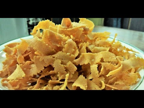 Ribbon Pakoda Recipe Tamil | Ribbon Murukku Recipe