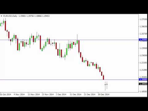 EUR/USD Technical Analysis for January 6 2015 by FXEmpire.com