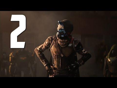 Destiny 2 is kinda cool