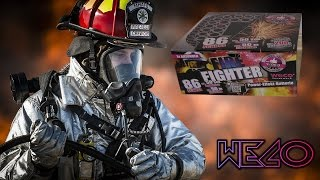 Weco FIRE FIGHTER ►Power-Effekt-Batterie