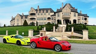 10 Most Expensive Houses on MTV Cribs