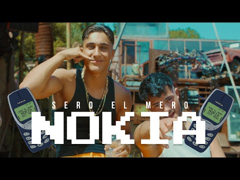 Sero El Mero - Nokia (Official Video)