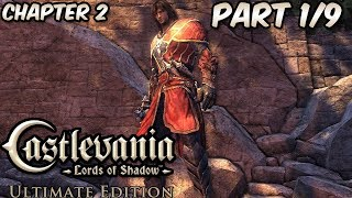 Castlevania: Lords Of Shadow - Let's Play - Chapter 2 Part 1/9 Enchanted Forest