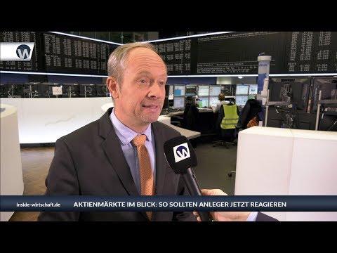 """Stefan Riße: """"Die Stimmung ist grottenschlecht - die Geldpolitik muss wieder gelockert werden"""""""