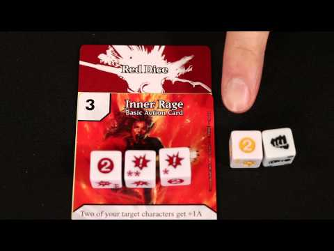 Marvel Dice Masters Tutorial