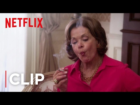 """No Smoking"" - Arrested Development Season 4 - Netflix (HD)"