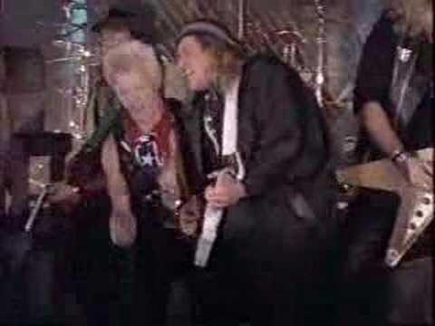 Wild Thing - Kinison, Sambora, Slash, Aerosmith, Hahn.. ETC
