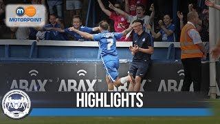 HIGHLIGHTS | Peterborough United vs Blackpool