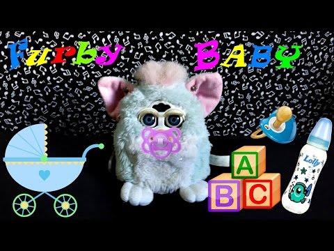 Furby Baby Review mais detalhes!
