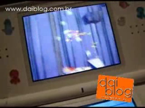 tv daiblog - jogo space chimps para nintendo ds