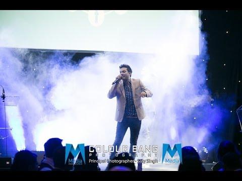 Asian Media Awards 2013 - Raghav Mathur Live