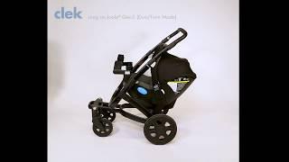 Joolz®, Geo2 (Duo/Twin Mode) & Clek Liing Infant Car Seat