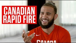 Does Team Canada Put Ketchup On Their Kraft Dinner?