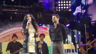 Cher - 40 Principales Awards 2010 (10.12.2010)