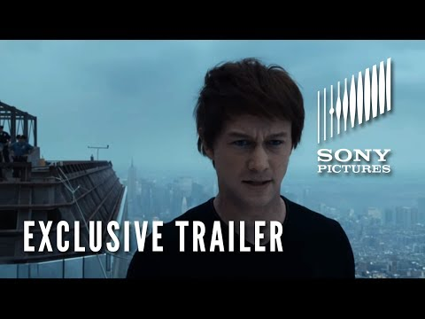 THE WALK - Official IMAX Trailer
