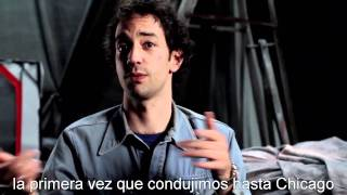 The Strokes TDK Chronicles Subtitulada (HD)