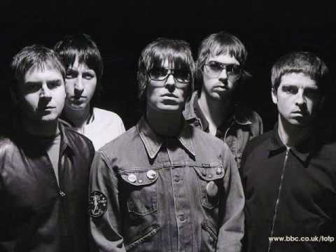 Oasis-wonderwall Lyrics video