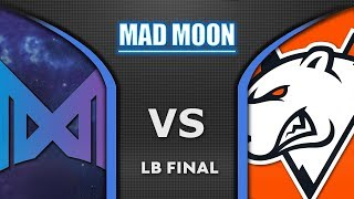 Nigma vs VP [GREAT] LB Final WePlay! Mad Moon 2020 Highlights Dota 2