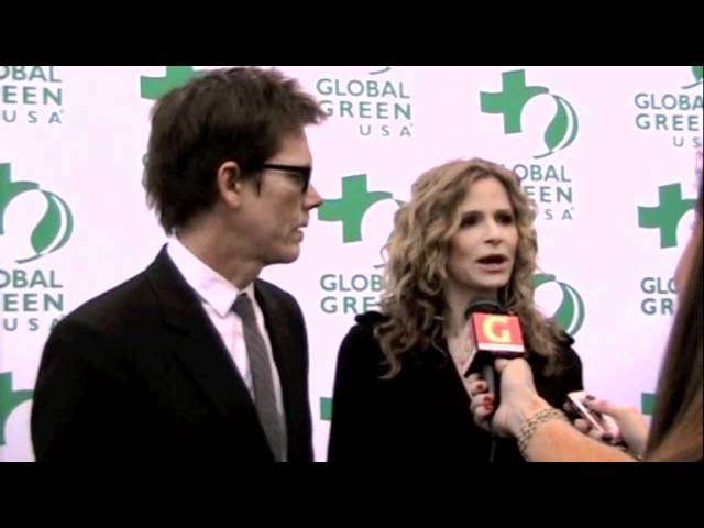 Kevin Bacon & Kyra Sedgwick living light in NYC