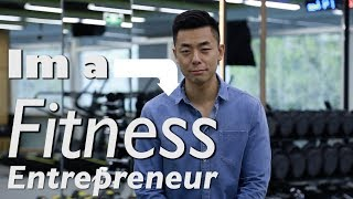 The FITNESS ENTREPRENEUR of CHINA
