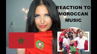 FIRST REACTION TO MOROCCAN POP/RAP MUSIC! (CRAVATA ft SALMA, SAAD LAMJARRED, REDA TALIANI, FNAÏRE)
