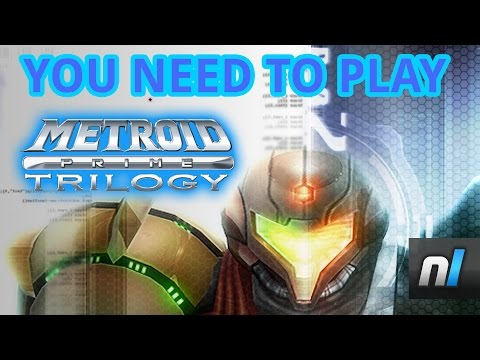 You NEED To Play Metroid Prime Trilogy!