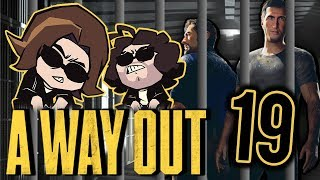 A Way Out: Hello, Harvey - PART 19 - Game Grumps