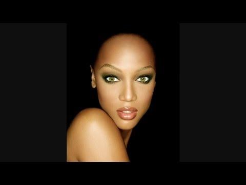 MASTER SERIES: Matthew Jordan Smith diagrams lighting for Tyra Banks photo shoot