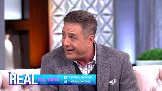 Tuesday on 'The Real': Tisha Campbell, Mark L. Walberg