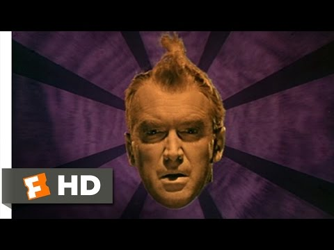 Vertigo (9/11) Movie CLIP - Scottie's Nightmare (1958) HD