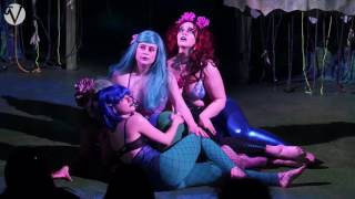 Les Syrenes - Group Burlesque Act / Vaudezilla JV