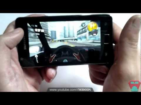 Android Game Need for Speed Shift Excelente juego de carreras