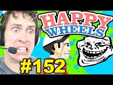 Happy Wheels - TROLL POGO