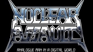 NUCLEAR ASSAULT - Analog Man In A Digital World (Lyric video)