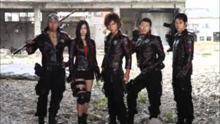 Kamen Rider Double W Forever A to Z The Gaia Memories of Fate - OST 27