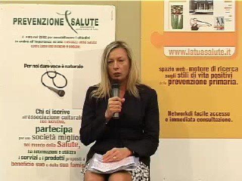 Progetto educazione alla salute – Patrizia Tassinari