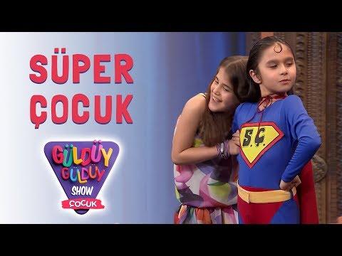 Güldüy Güldüy Show Çocuk 2. Bölüm, Süper Çocuk Skeci