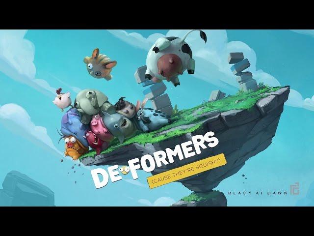 Руководство запуска: Deformers по сети