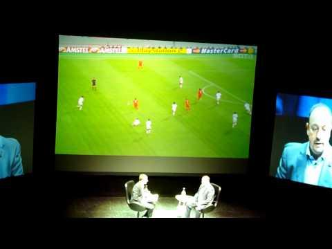 Rafa - Istanbul 2nd half tactics