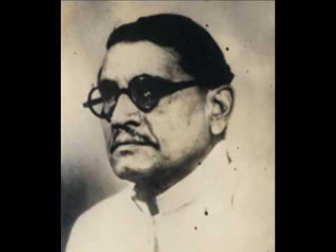 Raag Vrindavani Sarang -Ustad Vilayat Hussain Khan -  78RPM (Rare)