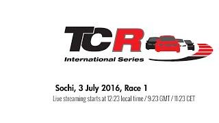 2016 Sochi, TCR Round 13 in full