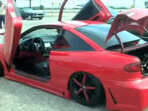 Texas Car Show Video - Georgetown, Texas - Waco Videographers