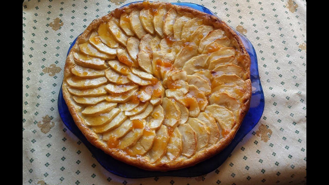 Tarta de manzana facil de hacer tucocinaencasa postres - Postres para hacer en casa ...