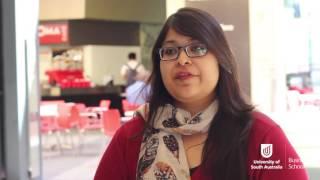 UniSA Business School - Bangladesh student - Monamee