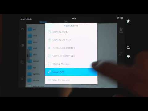 Install Google Play Store on Kindle Fire HD
