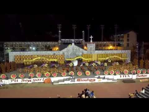 GRAND CHAMPION OF SINULOG FESTIVAL 2015 Abuyog, Leyte ( REHEARSAL )