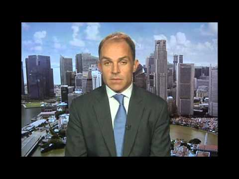 Mark Keenan of Societe Generale explains why oil prices have fallen sharply amid ongoin...
