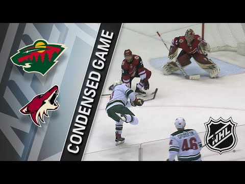 03/01/18 Condensed Game: Wild @ Coyotes