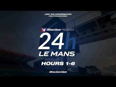 24 Hours of Le Mans // Part 1 (Hours 1-6)